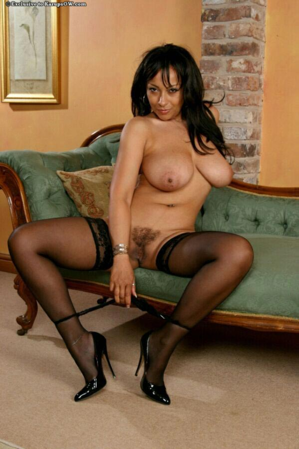 Danica Collins stripped down and posing naked