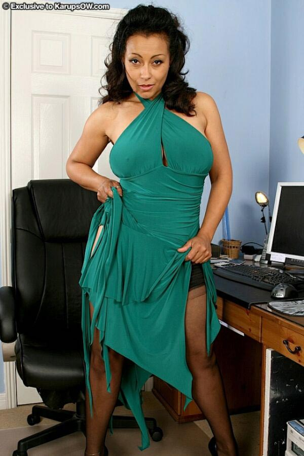 MILF Danica Collins working as a secretary in the office