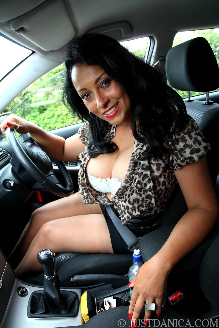 Danica would love you to join her for a quick ride