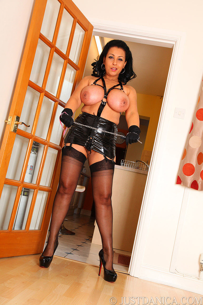 Femdom is one of many things Danica Collins is enoying