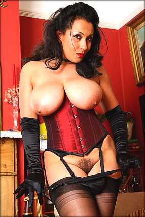 Would you like to be seduced by Danica Collins